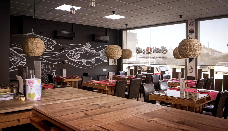 sushi mc deltebre restaurant